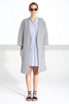 Fashion CECC   Columna over-sized : Silueta de P/V 15