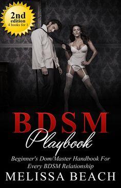 BDSM Playbook - Melissa Beach Romance Book Cover