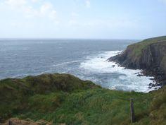 The beautiful Slea Head Drive, Ireland... May 2011