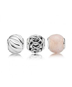 PANDORA ESSENCE Love, Friendship & Health Charm Set Sale UK