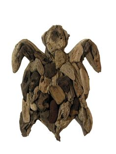 driftwood sea turtle - Siesta - Products - Wall Plaques