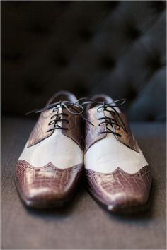 snazzy groom wedding shoes #groom #weddingshoes #weddingchicks http://www.weddingchicks.com/2014/03/14/charming-chattanooga-wedding/ Groom Wedding Shoes, Groom Shoes, Pink Wedding Shoes, Bride Shoes, Wedding Suits, Lace Wedding, Groom Outfit, Groom Dress, Groom Attire