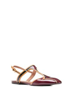 Sling back shoe Women Marni