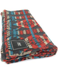 Obey Cherokee Blanket - I really want this so of course it is out of stock everywhere.