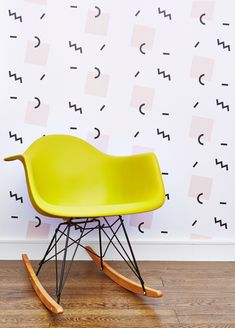A New Wallpaper Collection Sure to Inspire the '90s Kid in You