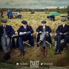 Behind The Scenes | Peaky Blinders