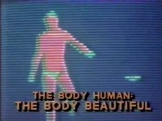 The human body beautiful
