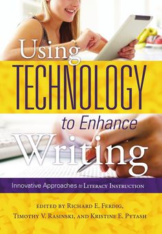 Using Technology to Enhance Writing: Innovative Approaches to Literacy Instruction from editors Richard E. Ferdig, Timothy V. Rasinski, and Kristine E. Pytash aims to help teachers and administrators support invigorated writing instruction through technological resources. Read more from Solution Tree at www.solution-tree.com // Check out this free chapter preview of Using Technology to Enhance Writing