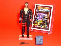 Destro 1983 G.I. Joe Figure