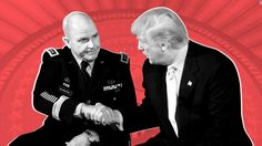 Smart, capable and innovative -- and with a keen sense of the political and human aspects of war -- Trump's pick for national security adviser faces his first challenge as Pentagon mulls options on fighting ISIS in Iraq and Syria.