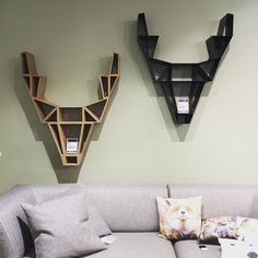 Stockman Deer hyllyt