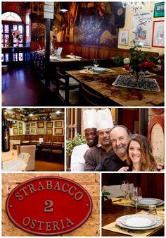 Best Restaurants of Le Marche: Osteria Teatro Strabacco Ancona