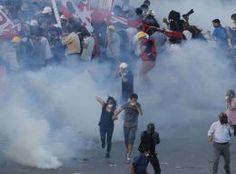 Turchia: ferito un italiano durante gli scontri