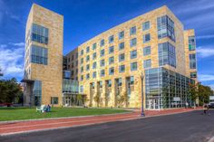 West Village F at Northeastern University  in Boston, MA by William Rawn Associates