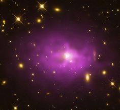 Astronomers Flabbergasted By Giant Object, Never Seen Before    New analysis has looked at the brightest galaxies in a sample of 18 galaxy clusters, to target the largest black holes. The work suggests that at least ten of the galaxies contain an ultramassive black hole, weighing between 10 and 40 billion times the mass of the sun.