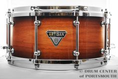 Dixon Artisan Brady Rose Gum Snare Drum 6.5x14 Hear how it sounds! http://youtu.be/dm3T2gmGSxQ Available for purchase here! http://www.drumcenternh.com/dixon-artisan-brady-rose-gum-snare-drum-6-5x14.html
