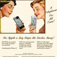 26 Old-Timey Ads for Modern Products Slideshow | Cracked.com