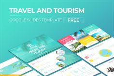 Travel and Tourism Free PowerPoint Presentation Template Free Powerpoint Presentations, Powerpoint Template Free, Powerpoint Presentation Templates, Travel And Tourism, Keynote, Tours, Google