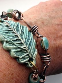 Spruce Bough Bracelet Wrap