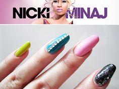 ZigiZtyle: Nicki Minaj by OPI