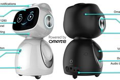 Amazon Alexa is now a small home robot thanks to Omate