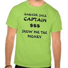GARAGE SALE CAPTAIN - shirt T Shirt, Hoodie Sweatshirt