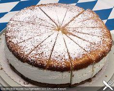 Ulis weltbeste cremigste Käsesahne - Torte