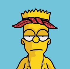 Pin by MrBread on The simpsons in 2019 | Bart simpson ...