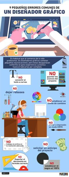 9 pequeños errores comunes de un Diseñador Gráfico (PAREDRO) Web Design Quotes, Graphic Design Tutorials, Design Typography, Logo Design, Design Design, Design Thinking, Wireframe Mobile, Design Android, Storyboard
