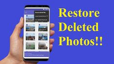 How to Recover Deleted Photos from Android Phones! Recover Deleted Pictures, Restore Deleted Photos, Image Recovery, Data Recovery, Andriod Apps, Android Secret Codes, Smartphone Hacks, Photo Restoration, Technology
