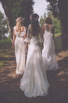 2015 Wedding Dresses - Bouret 2015 Bridal Collection » KnotsVilla