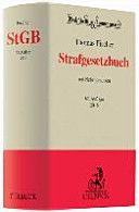 Strafgesetzbuch mit Nebengesetzen. Edición 62.   C. H. Beck, 2015