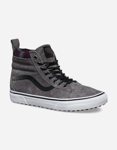 VANS Sk8-Hi Grey MTE Mens Shoes fb9b4b61d
