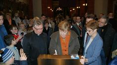 #ANGELA #MERKEL #IN #ST. #WENDEL 23.03.2017  #Saarland #Angela #Merkel #am 23.03.2017 #in #St. #Wendel. #St. #Wendel #Saarland http://saar.city/?p=54738