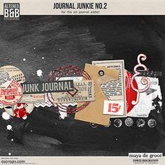 Journals and scrapbooks, love 'em