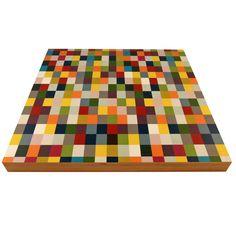 Square Kotonaboard, Pixel Home, Wall Hanging Decor, Homes, House, Houses