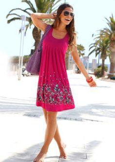 Women Dresses indian - Cute Summer Dresses, Beach Dresses & Sun Dresses for Women Mini Dresses For Women, Beach Dresses, Summer Dresses For Women, Summer Outfits, Clothes For Women, Summer Clothes, Sun Dresses, Vestido Casual, Sheego