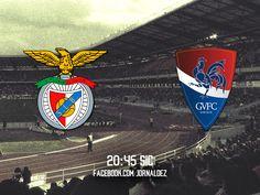 Amanhã, Taça da Liga no Estádio Cidade de Coimbra: Sport Lisboa e Benfica x Gil Vicente