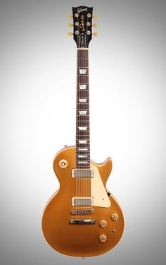 Gibson 2015 LP Deluxe- Another nice take on the LP. Gold top is a neat look and I like these mini humbuckers on this deluxe. Another LP I wouldn't mind owning at some point!