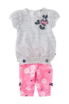 For my Baby ! Top & Pant. NIce !!
