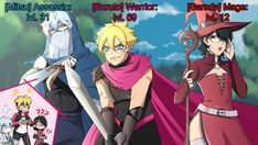 Sarada E Boruto, Naruto Shippuden, Naruto Sasuke Sakura, Anime Naruto, Steven World, Boruto Characters, Boruto Next Generation, Naruto Couples, Boruto Naruto Next Generations