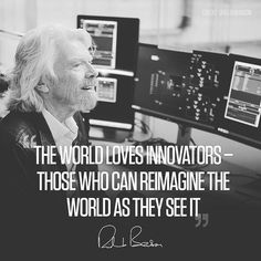 Regrann from @richardbranson  Innovators are the ones who can imagine and reimagine the world as they see it who can create something out of nothing and do things differently #innovation #innovate #ferrari #worklife #seo #searchengineoptimization #businessowner #opportunities #investing #luxury #onlinemarketing #finance #Innovator #socialnetworking #onlinemarketer #success #entrepreneur #motivational #business #marketing #motivatiolqoutes #networkingbusiness #motivation #entrepreneurship…