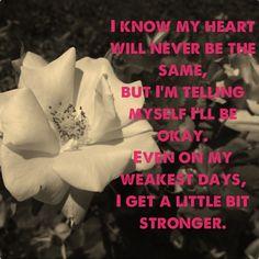 Sara Evans-A Little Bit Stronger