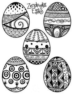 Zendoodle Eggs