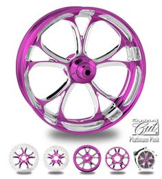 CUSTOM COLOR RIMS 21