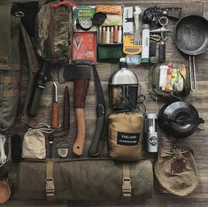 Because of the interest in camping, hiking, and trailing at an all-time high, now there comes an excellent desire to know even the simplest of survival Bushcraft Camping, Bushcraft Kit, Bushcraft Backpack, Bushcraft Skills, Camping Survival, Survival Tips, Survival Skills, Camping Gear, Backpacking