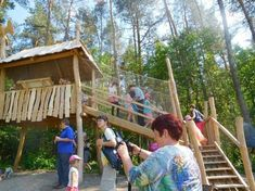 PETROVICE - Jen pár kilometrů za milevskými humny v Petrovicích dnes odpoledne otevřeli lesní stezku a ta rodinám s dětmi úplně zadarmo… Czech Republic, Travel Tips, Trips, Viajes, Travel Advice, Traveling, Bohemia, Travel Hacks, Travel