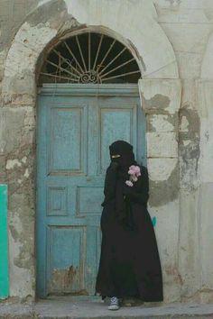 Hijab Niqab, Muslim Hijab, Mode Hijab, Hijab Outfit, Hijab Dress, Hijabi Girl, Girl Hijab, Hijab Dpz, Niqab Fashion
