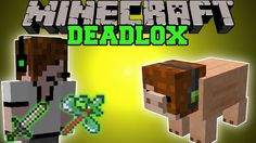 Minecraft: DEADLOX MOD (DEADLY PETS AND THE ULTIMATE TOOL!) Team Crafted Mod Showcase
