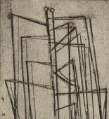 Louise Bourgeois. Araignée (Spider). c. 1948